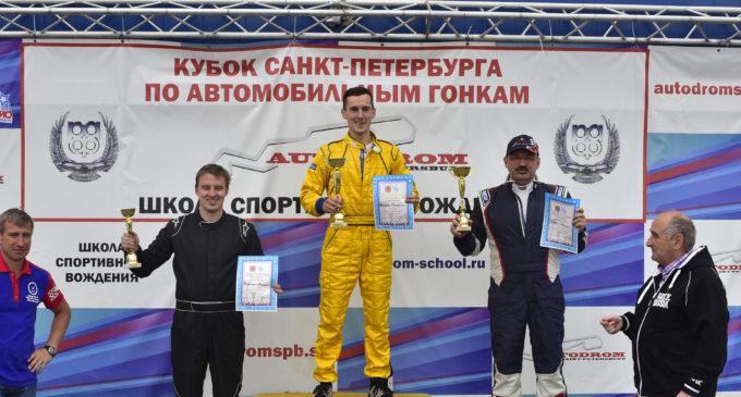 Итоговый протокол Финала Кубка Санкт-Петербурга по кольцевым гонкам