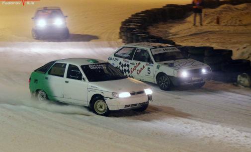 2-й этап Открытого Чемпионата ДОСААФ России и Кубка Санкт-Петербурга по трековым гонкам