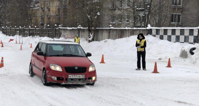 Чемпионат и первенство С-Петербурга по автомногоборью, 1 этап