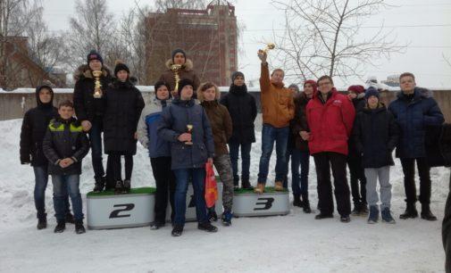 Итоги 1 этапа чемпионата и первенства Санкт-Петербурга по автомногоборью