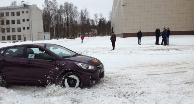 ИТОГИ 2-го этапа Чемпионата и Первенства Санкт-Петербурга по автомногоборью