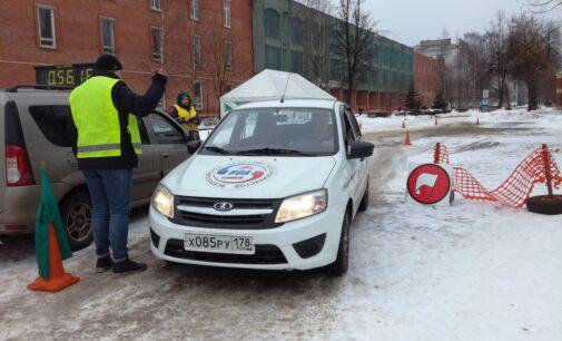 2-й этап чемпионата и первенства Санкт-Петербурга по автомногоборью
