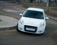 2-й этап Чемпионата и первенства С-Петербурга по автомногоборью