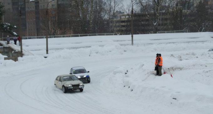 1 этап Кубка С-Петербурга по трековым гонкам