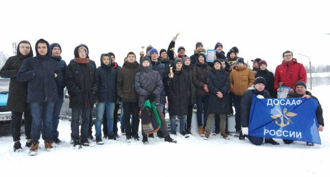 Состоялся 1 этап чемпионата и первенства Санкт-Петербурга по автомногоборью